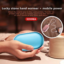 Load image into Gallery viewer, USB Rechargeable Mini HandWarmer