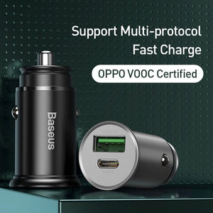 USB Quick Charge Car Charger