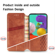 Load image into Gallery viewer, 2021 Upgraded Magnetic Leather Flip Wallet Phone Case For Samsung A Series