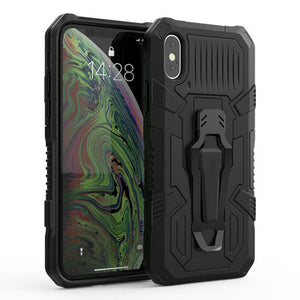 2021 Phone Warrior Multi-function Bracket Belt Clip Case For MOTO