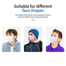 Load image into Gallery viewer, Adjustable 3D Mask Bracket Breathing Smoothly(5PCS)