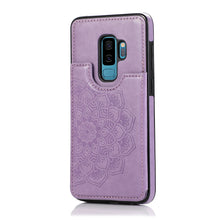 Load image into Gallery viewer, 2020 New Style Luxury Wallet Cover For Samsung S9 Plus