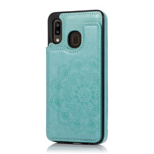Load image into Gallery viewer, 2020 New Style Luxury Wallet Cover For Samsung A10E/A20E