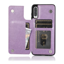 Load image into Gallery viewer, 2020 New Style Luxury Wallet Cover For Samsung A50/A50S/A30S