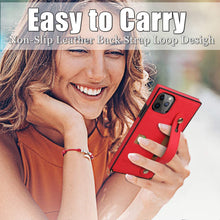 Load image into Gallery viewer, 2020 New Luxury Wrist Strap Phone Case For iPhone 11