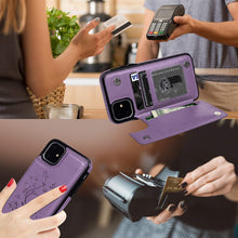 Load image into Gallery viewer, Phone Bags - 2020  Luxury Wallet Case For iPhone 11