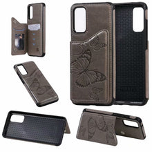 Load image into Gallery viewer, 2020  New Luxury Embossing Wallet Cover For SAMSUNG