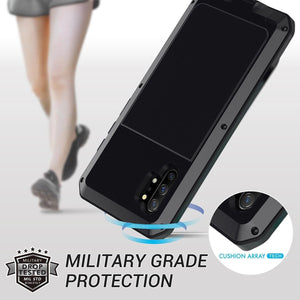 【FREE SHIPPING】Luxury Doom Armor Waterproof Metal Aluminum Phone Case For Samsung Note10