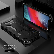 Load image into Gallery viewer, Luxury Doom Armor Shockproof Metal Aluminum For iPhone