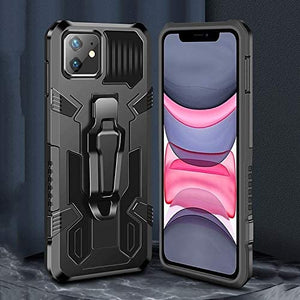 2021 Phone Warrior Multi-function Bracket Belt Clip Case For iPhone