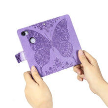 Load image into Gallery viewer, 2021 Luxury Embossed Butterfly Leather Wallet Flip Case For Google Pixel
