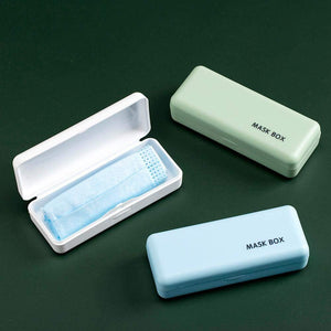 Portable Mask Storage Box