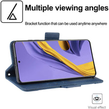 Load image into Gallery viewer, Luxury Multi-Card Slots Wallet Flip Cover For Samsung A21 (US/EU Version)