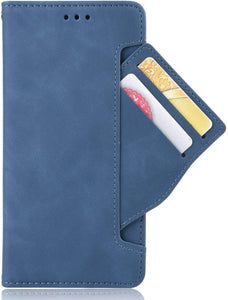 Luxury Multi-Card Slots Wallet Flip Cover For Samsung S/Note Series