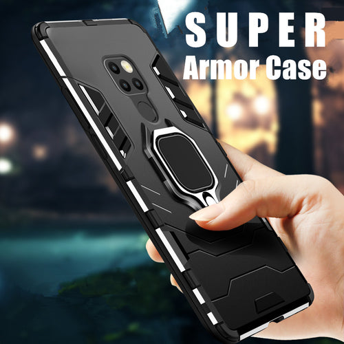 2019 Ultra-thin 4 in 1 Special Armor Case For HuaWei