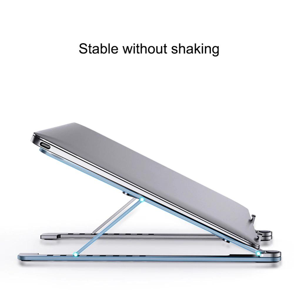 An Ergonomic Laptop Stand Portable