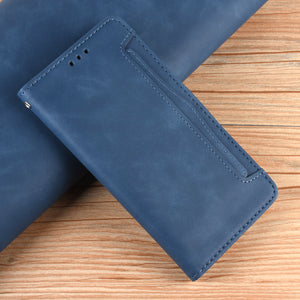 Luxury Multi-Card Slots Wallet Flip Cover For Samsung Note 10+