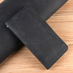Luxury Multi-Card Slots Wallet Flip Cover For Samsung Note 20 Ultra