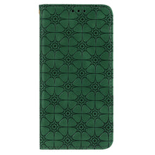 Load image into Gallery viewer, Lucky Flower Embossed Magnetic Flip Wallet Phone Case For Samsung S20 Ultra