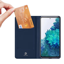 Load image into Gallery viewer, 2021 Upgraded Skin-like Touch Flip Wallet Phone Case For Samsung S20 Series