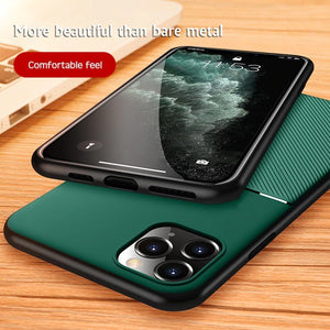 2020 Brand New Design Ultra Thin Car Magnetic Case For iPhone