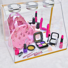 Load image into Gallery viewer, 【SUPER GIFT】Simulated Girls Princess Pink Makeup Beauty Toy Set