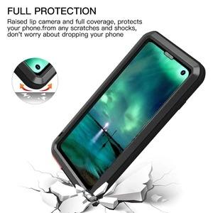 【FREE SHIPPING】Luxury Doom Armor Waterproof Metal Aluminum Phone Case For Samsung S10