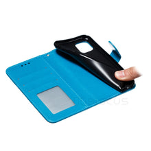 Load image into Gallery viewer, Luxurious Multifunctional Flip Card Wallet Phone Case for iPhone