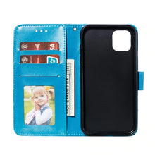 Load image into Gallery viewer, Multifunctional Flip Card Wallet Phone Case for iPhone