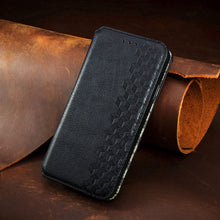 Load image into Gallery viewer, Magnetic Leather Flip Wallet Phone Case For Samsung A Series