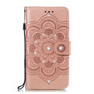 Multifunctional Flip Card Wallet Phone Case for LG Stylo 4