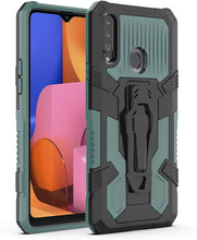 Load image into Gallery viewer, 2021 Phone Warrior Multi-function Bracket Belt Clip Case For Samsung A20S