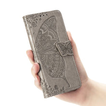 Load image into Gallery viewer, 【BIG SALE】2020 Luxury Embossed Butterfly Leather Wallet Cover for LG Stylo 6