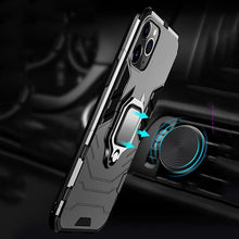 Load image into Gallery viewer, Luxury Magnetic Finger Ring Case For iphone
