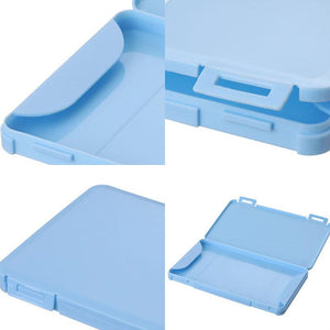 Portable Dustproof Face Mask Storage Box