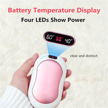 Load image into Gallery viewer, Mini Rechargable USB Handwarmer