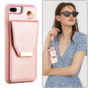 Fashion Women's Wristband Mobile Phone Bag For iPhone