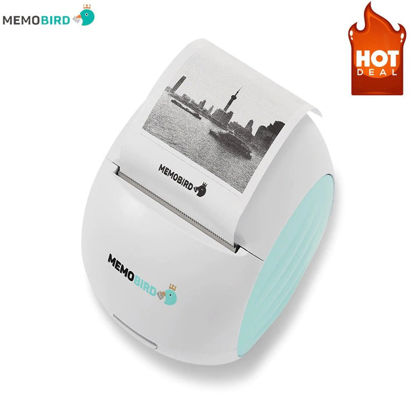Memobird G2 Thermal Printer