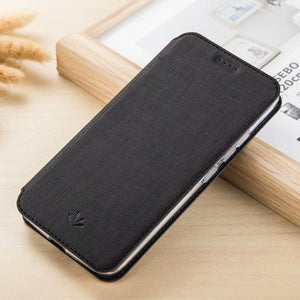 New Fabric Leather Phone Case For iPhone