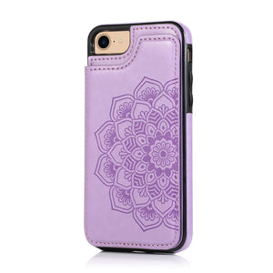 2020 New Style Luxury Wallet Cover For iPhone 7 / 8