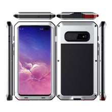 Load image into Gallery viewer, 【FREE SHIPPING】Luxury Doom Armor Waterproof Metal Aluminum Phone Case For Samsung S10