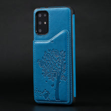 Load image into Gallery viewer, Phone Bags - 2020  Luxury 3D Tree Wallet Case For SAMSUNG S Series