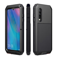Load image into Gallery viewer, 2020 Luxury Doom Armor Waterproof Metal Aluminum Phone Case For Huawei