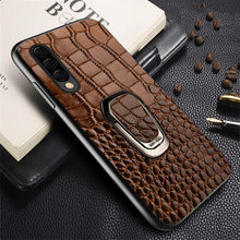 Load image into Gallery viewer, Luxury Genuine Leather Case For Samsung