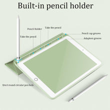 Load image into Gallery viewer, Slim Smart Shell Stand Cover for ipad
