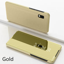 Load image into Gallery viewer, 【PhoneCase Gift】Luxury Mirror Flip Smart Case For Samsung