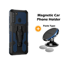 Load image into Gallery viewer, 2021 Phone Warrior Multi-function Bracket Belt Clip Case For Samsung A21