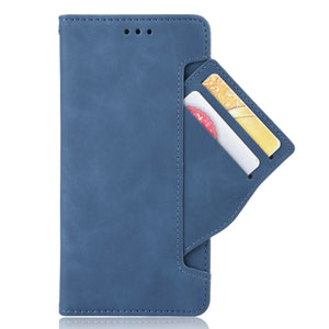 Luxury Multi-Card Slots Wallet Flip Cover For Samsung Note 20