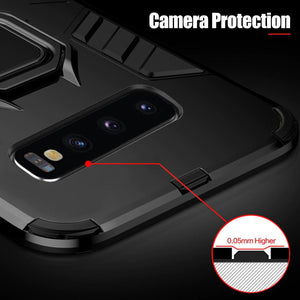 Luxury Ultra-Thin 4 In 1 Special Armor Cover For Samsung A50