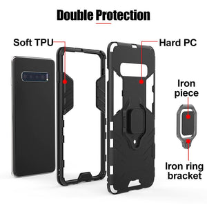 2020 Ultra-thin 4 in 1 Special Armor Case For LG